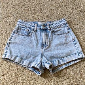 PacSun Mom Shorts High Waisted